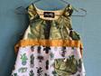 Cactus Pinny Dress - SIZE 6