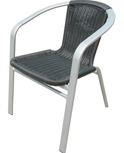 Cafe Chair Sahara Black