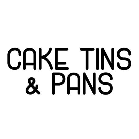 CAKE TINS & PANS