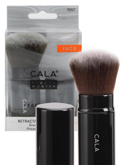 Cala Studio Master Retractable Kabuki Brush