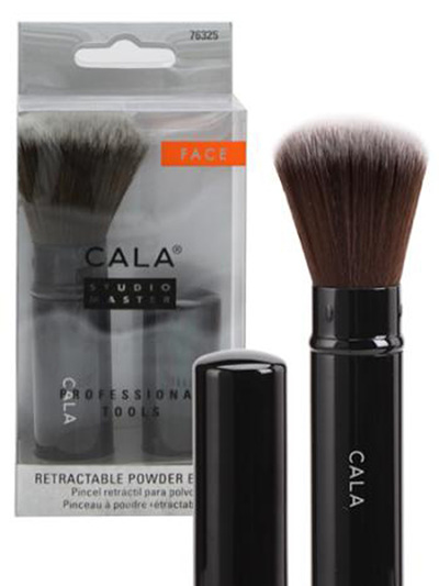 Cala Studio Master Retractable Powder Brush