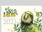 calendar 2021 - IN STOCK NOW!