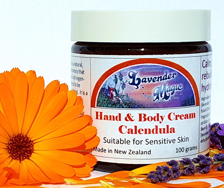 Calendula Cream - Hand & Body