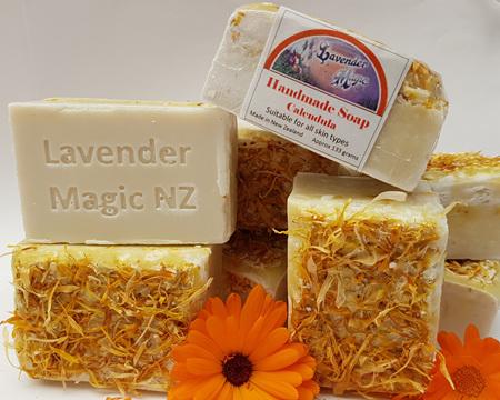 Calendula - Handmade Soap