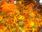 Calendula Oil made by Lavender Magic