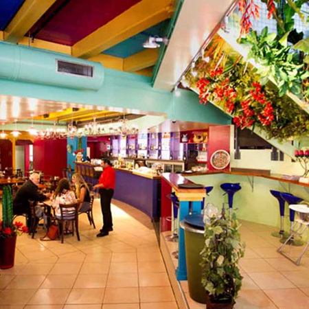 Caliente Restaurant & Bar - Mexican in the City