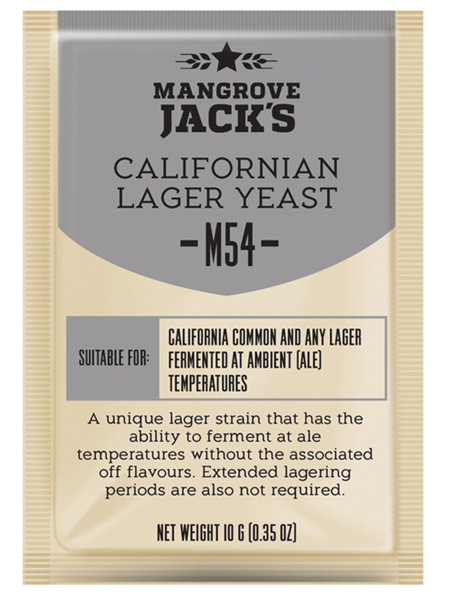 Californian Lager M54