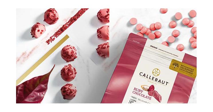 Callebaut Ruby 250g