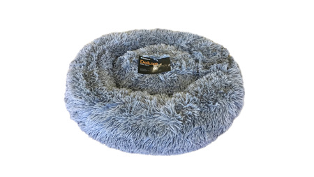 Calming Pet Bed Grey