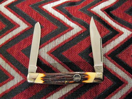 Camillus 2 Blade Stockman (NG907)