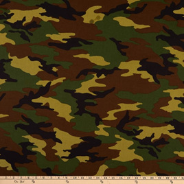 Camo Wide Backer NT42480103