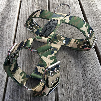 Rogue Royalty Militia SupaTuff Harness