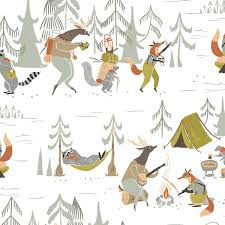 Camp Wander 1004 White