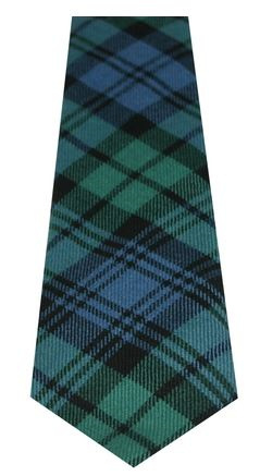 Campbell Clan Ancient Tartan Necktie