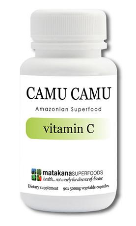 Camu Camu Capsules