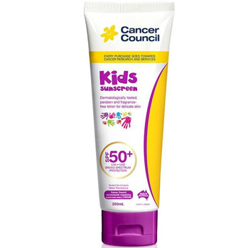 CANCER COUNCIL KIDS SUNSCREEN SPF 50+ 250ML