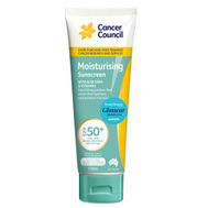 CANCER COUNCIL MOISTURISING SUNSCREEN SPF 50+ 110ML