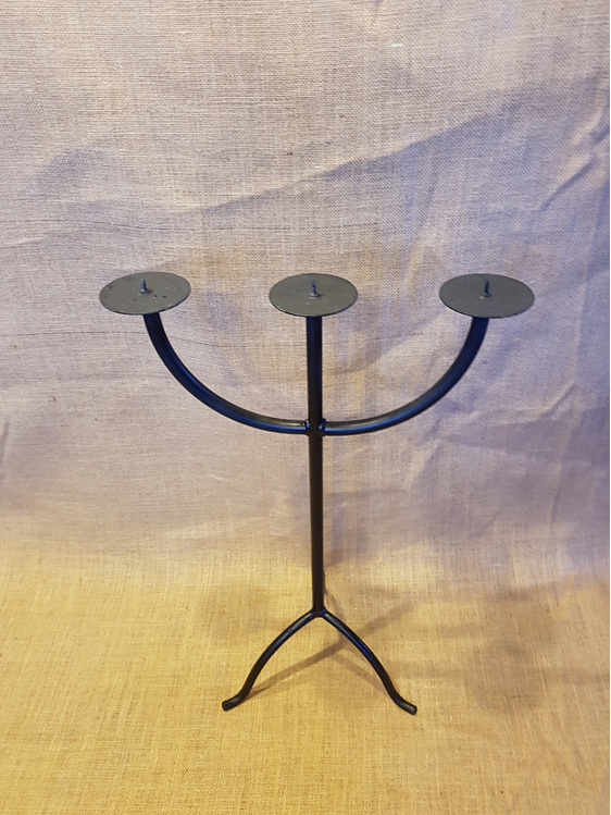 Candle stand wedding and event hire