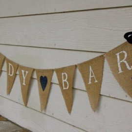 'Candy Bar' Bunting