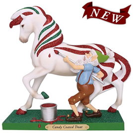 Candy coated treat - Painted Pony.