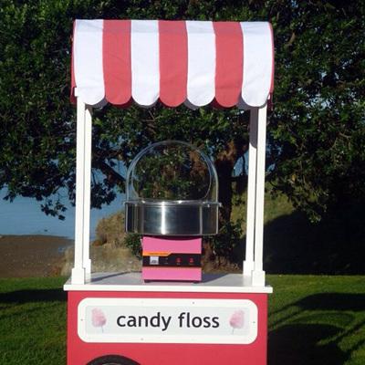 Candy Floss Cart