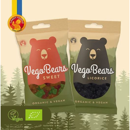 Candy People VegoBears 50g