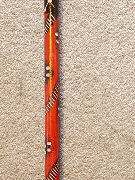 Cane  21 - Coloured Sheesham Wood Walking Cane