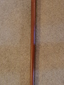 Cane 24 - Wooden Cane with Bulb Top