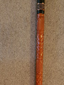 Cane 26 - Cane with Wooden Carved Horse Head Handle