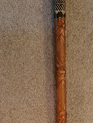 Cane 27 - Cane with Carved Elephant Head Handle