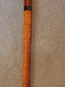 Cane 28 -  Cane with Carved Bird Head Handle