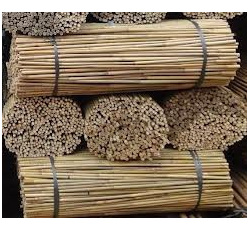 Cane Natural Bamboo Stakes 90cm 8-10mm 500 pc