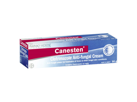 Canesten Anti-fungal Cream 50g