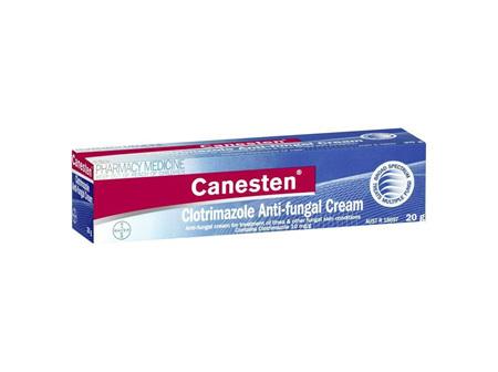 Canesten Clotrimazole Anti fungal Cream 20g