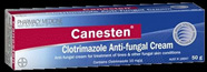 Canesten Clotrimazole Anti-Fungal Cream - 50g