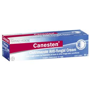 Canesten Clotrimazole AntiFungal Cream  50g