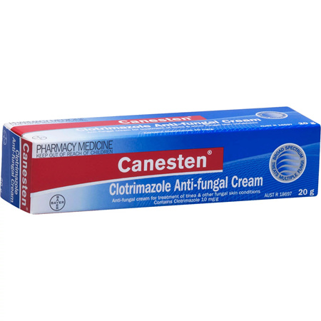 CANESTEN Topical A/fungal Cr. 20g
