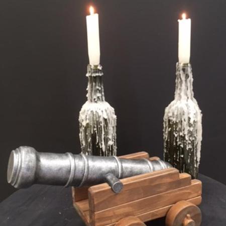 Cannon Centrepiece