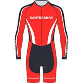 Canterbury Cycling AERO Speedsuit - Long Sleeve