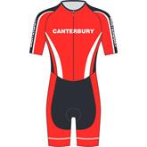 Canterbury Cycling AERO Speedsuit - Short Sleeve