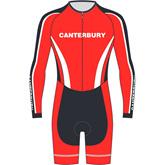 Canterbury Cycling Speedsuit - Long Sleeve