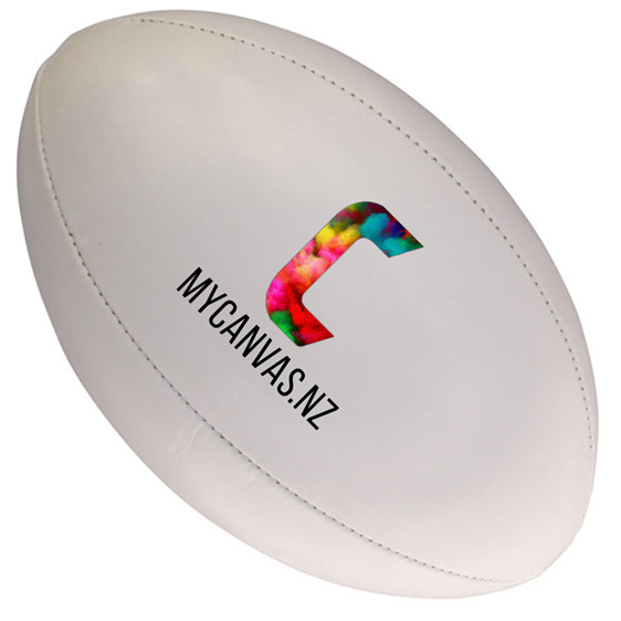 Canvas Stress Rugby Balls