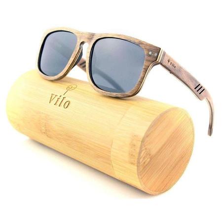 Canyon Wooden Sunglasses