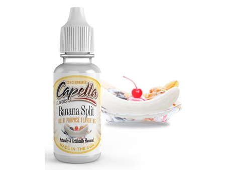 Capella Banana Split Flavour Concentrate