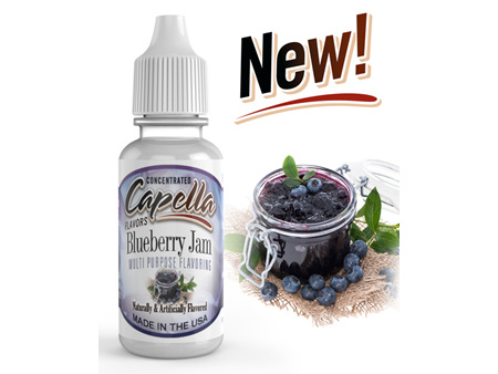 Capella Blueberry Jam  Flavour Concentrate
