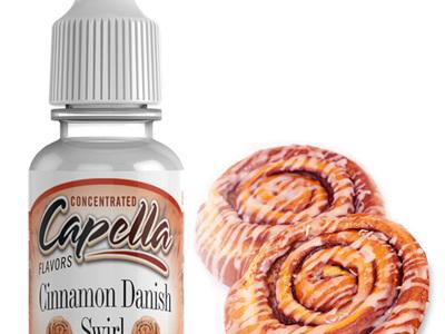 Capella Cinnamon Danish Swirl Flavour Concentrate