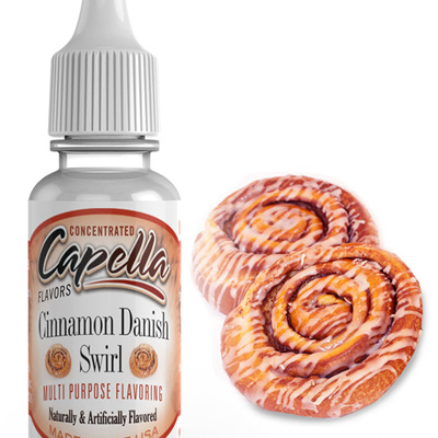 Capella Cinnamon Danish Swirl Flavour Concentrate