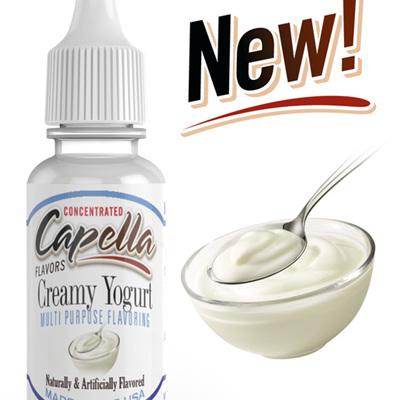 Capella Creamy Yogurt Flavour Concentrate