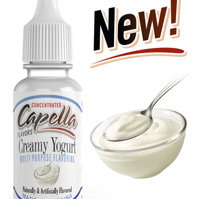 Capella Creamy Yogurt Flavour Concentrate