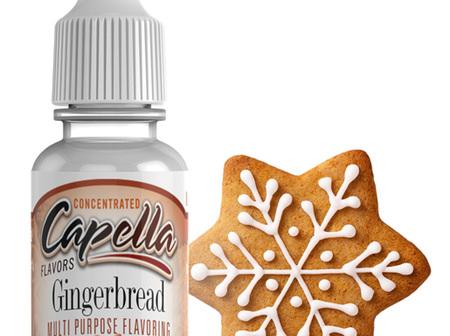 Capella GingerBread Flavour Concentrate